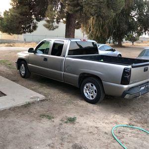 2001 Chevy Silverado with a Vortech 177,000 miles for Sale in Visalia, CA