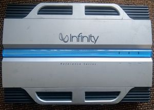 Infinity 611a amplifier for car Audio for Sale in Dallas, TX