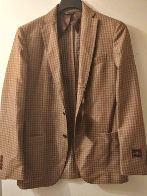 Bruno Magli designer men's sport dress coat suit jacket for Sale in Huntsville, AL