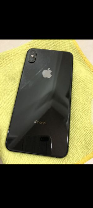 iPhone Xs max for Sale in Aliquippa, PA