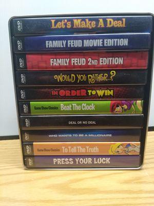 PC games deluxe set for Sale in Spokane, WA