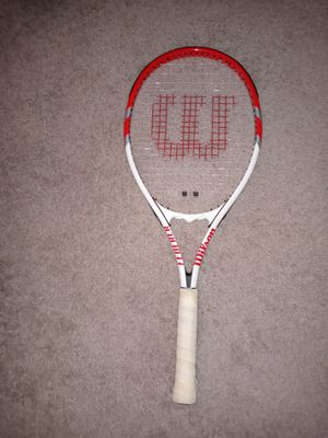Wilson Federer TENNIS RACKET for Sale in Glendale, AZ