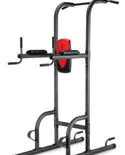 In box Power tower/ weider Push up pull up dip tower for Sale in Las Vegas,  NV