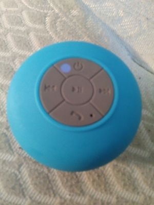 Bluetooth shower speaker for Sale in US