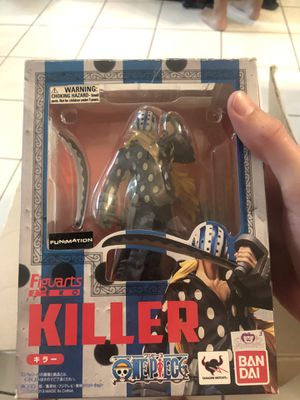 One Piece anime figures viewing for Sale in West Palm Beach, FL