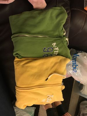 Yellow and green hoodies for Sale in Portland, OR