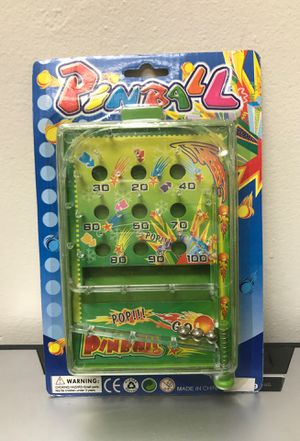 PinBall Machine Kids Toy Game for Sale in Los Angeles, CA