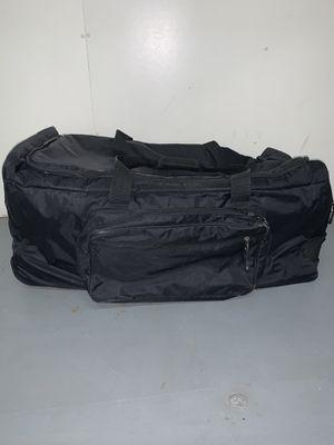 Black Rolling Duffle Bag for Sale in Scottsdale, AZ