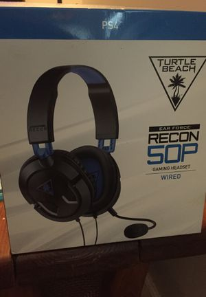 Turtle beach game headset for Sale in Washington, DC