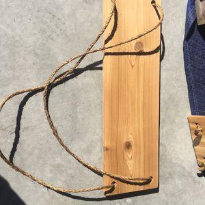 Floating shelves(2) wood for Sale in Las Vegas, NV