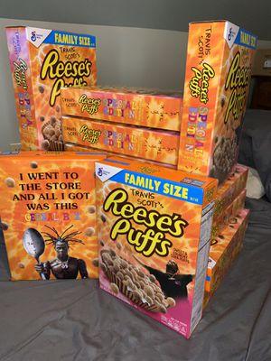 Rare Travis Scott Recease puffs for Sale in VT, US