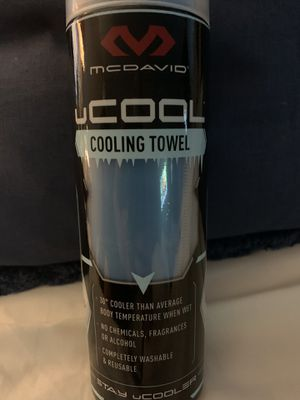 Cooling towel for Sale in Santa Ana, CA