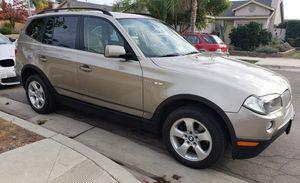 BMW X3 2007 for Sale in Fresno, CA