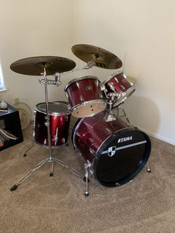 TAMA drum set for Sale in San Angelo,  TX