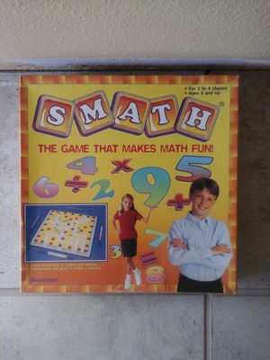 SMATH Board Game for Sale in OR, US