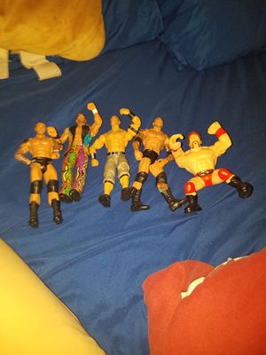 WWE Action Figures for Sale in Cambridge, MA