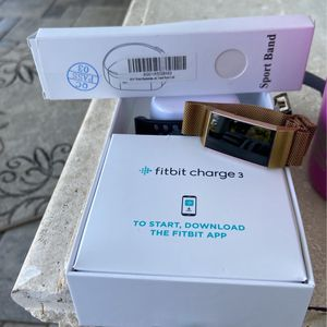 Fitbit Charge3 for Sale in Cape Coral, FL