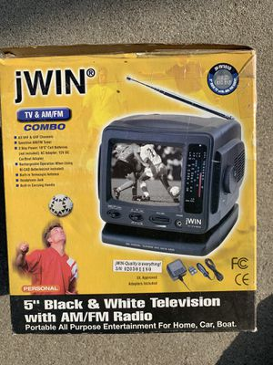Portable TV with Radio for Sale in Duarte, CA