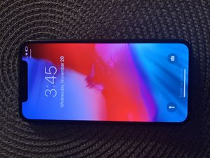 iPhone X 256GB for Sale in Henderson, NV
