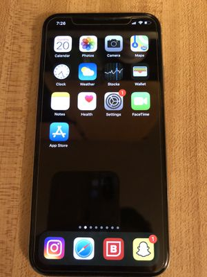 iPhone X 64GB Unlocked for Sale in Federal Way, WA