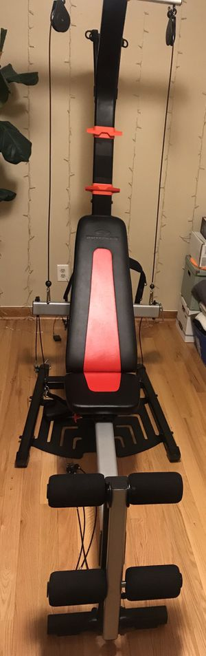 Bowflex PR1000 Home Gym with Rower for Sale in Chicago, IL