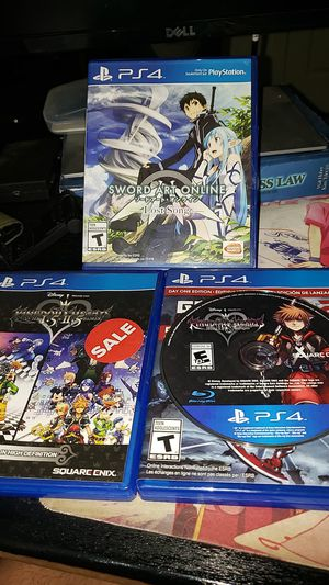 Ps4 games for Sale in Apple Valley, CA