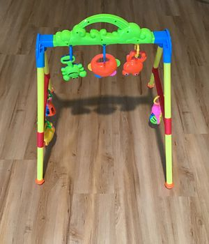 Baby toy - baby gym for Sale in Milpitas, CA