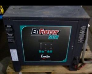 Forklift industrial charger for Sale in Dallas, TX