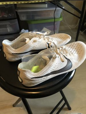 NIKE Zoom Victory Elite 2 'Phantom' Track Spikes Men Sz 11.5 835998001 for Sale in Zachary, LA
