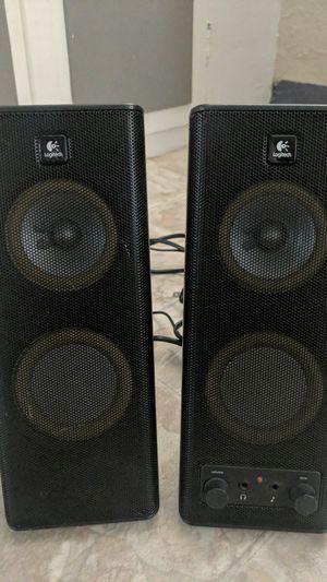 Logitech Speakers (stereo input) for Sale in Denver, CO