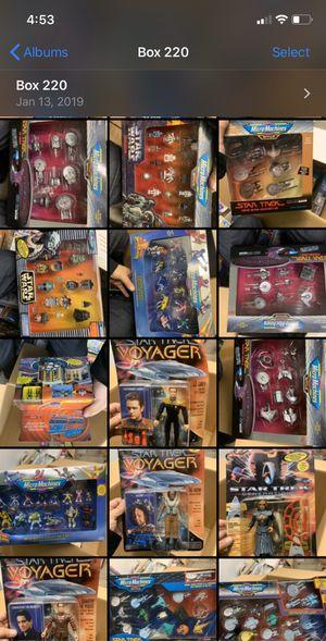 Star Trek NIB VINTAGE TOYS for Sale in Brentwood, CA