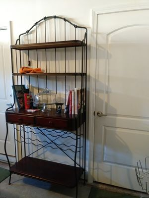 Wine and/or Bakers Rack for Sale in West Greenwich, RI