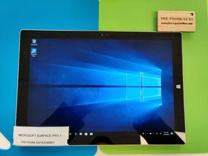 Microsoft Surface Pro 3 128GB for Sale in Everett, WA