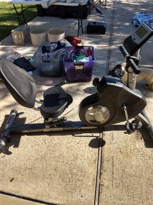 Exercise bike for Sale in Fresno, TX