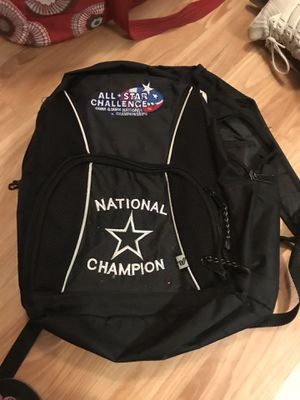 Wake Forest All Stars duffel bag and backpack for Sale in Wake Forest, NC