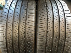2 MICHELIN TIRES 245/45/17 for Sale in Anaheim, CA