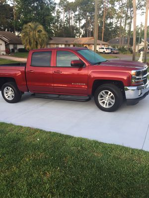 REDUCED 2018 Chevy Silverado. WARRENTY for Sale in Palm Coast, FL