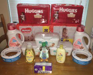 Huggies diaper bundle for Sale in Murfreesboro, TN