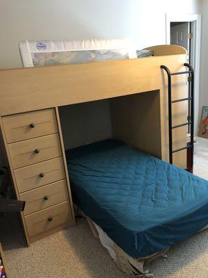 Kids bunk bed for Sale in Murfreesboro, TN
