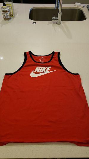 Mens Nike Tank top size XL for Sale in Scottsdale, AZ