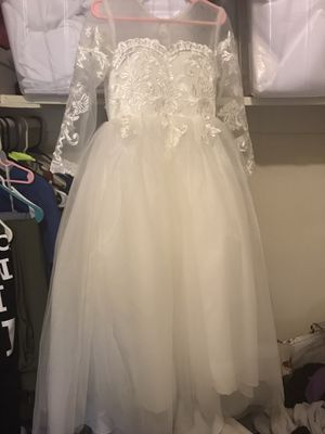 Flower girl dress for Sale in Washington, DC