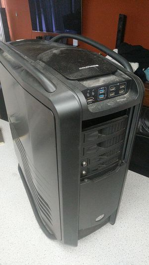 Cooler master cosmos ii super atx tower. for Sale in Pembroke Pines, FL