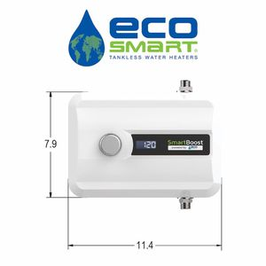 EcoSmart 7.2 kW Electric Tankless Smart Water Heater Booster for Sale in San Pedro, CA
