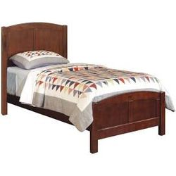 Twin Bed Cherry Frame for Sale in Fort Worth,  TX