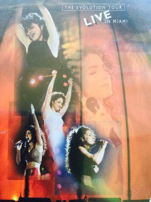 Live Concert Gloria Estefan in Miami / Music DVD CONCERT for Sale in Alexandria, VA