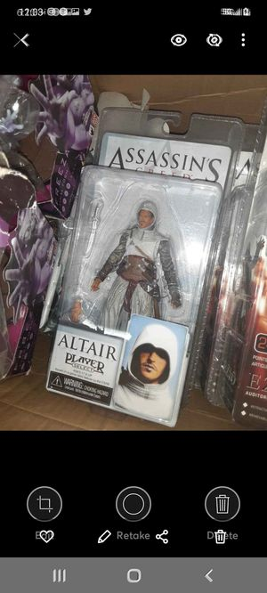 Assassins creed action figure altair for Sale in Los Angeles, CA
