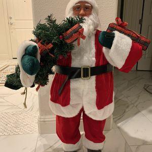 3 Feet Santa Claus for Sale in San Ramon, CA