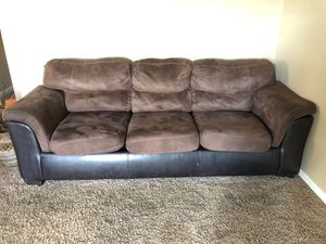 Couch and love seat for Sale in Dickinson, ND