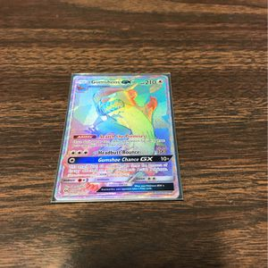 Pokémon Gumshoos GX for Sale in Providence, RI