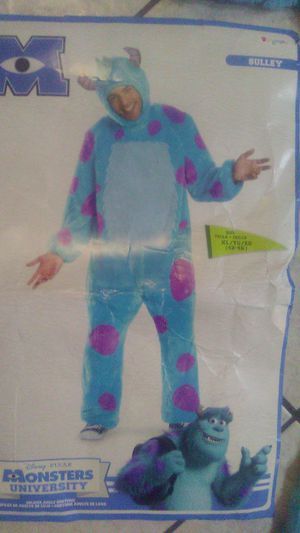adult Halloween costume of Sully from Monsters Inc for Sale in Glendale, AZ
